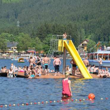 Giorno 7 – Seenachtsfest Titisee