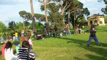 Musica nelle Aie
