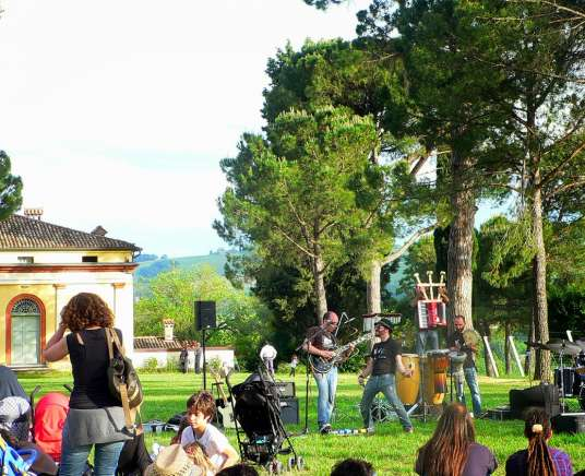 Musica nelle Aie 2018